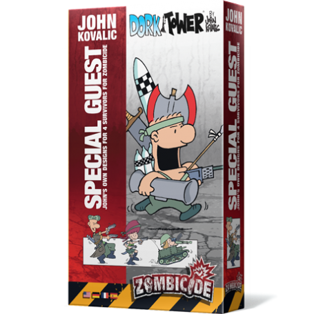 Zombicide : Special Guest John Kovalic
