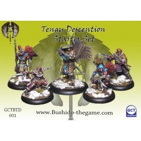 Tengu Descention Starter Set, Tengu Descention