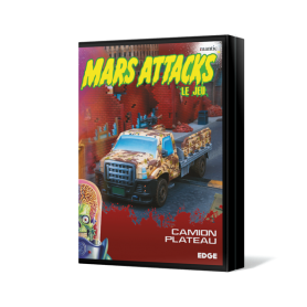 Camion Plateau, Mars Attacks