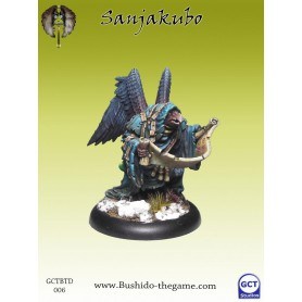 Sanjakubo, Tengu Descention