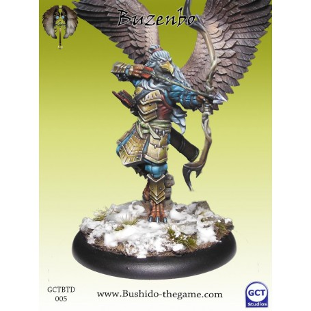Buzenbo, Tengu Descention