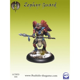 Zephyr Guard, Tengu Descention