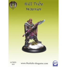 Hill Tribe Warrior, Tengu Descention