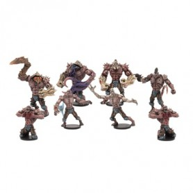 Kovoss Kryptics, Equipe de Mutants (10 figurines)