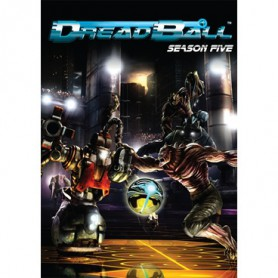 Dreadball Season 5 Book (en Anglais)