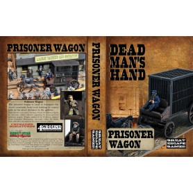 Prisoner Wagon Set, Dead Man's hand