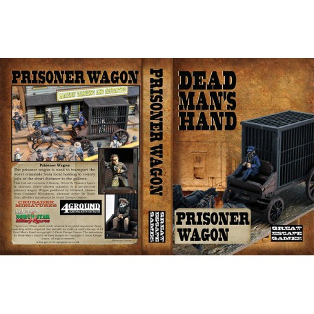 Prisoner Wagon Set, Dead Man's hand