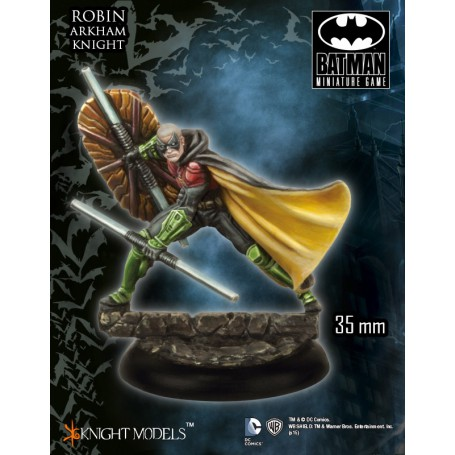 Robin (Arkham Knight), Batman Miniatures Game