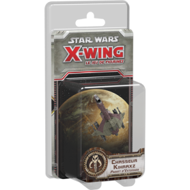SW X-Wing : Chasseur Kihraxz