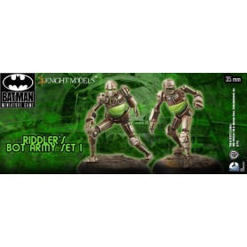 The Riddler Bot Army Set 1