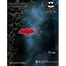 The Red hood markers