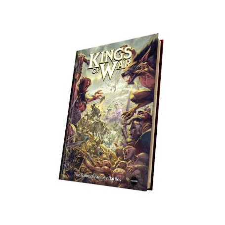 Kings of War 2 Livre de règles en Français (200+ pages)