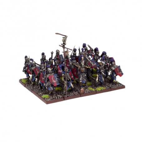 Régiment de Revenants Morts-vivants (20 figurines)