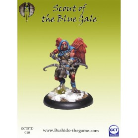 Scout of the Blue Gale, Tengu Descention