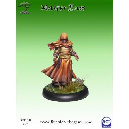 Master Enos, Temple de Ro-Kan