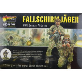 German Paras - Fallschirmjager