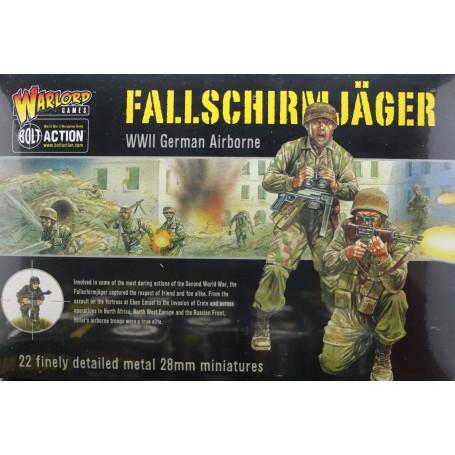 German Paras - Fallschirmjager