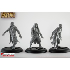 Mutant Chronicles RPG Models Malignants set