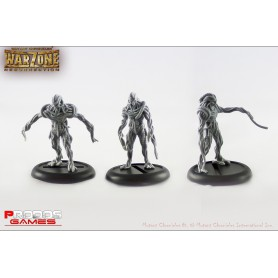 Mutant Chronicles RPG Models Cable Marionettes set