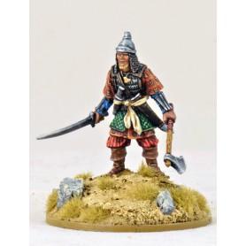 Harald Hardrada, Capitaine de la Garde Varègue