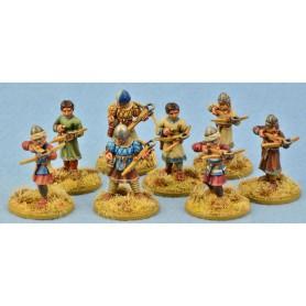 Sergeants with Crossbows (SCD07), Saga, le croissant et la croix