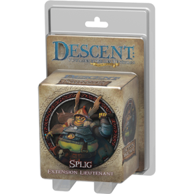 Descent (2e éd.) : Lieutenant Splig