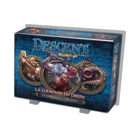 Descent (2e éd.) : La Couronne du Destin