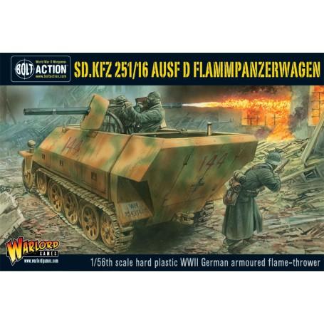 Sd.Kfz 251/16 Ausf D Flammenpanzerwagen