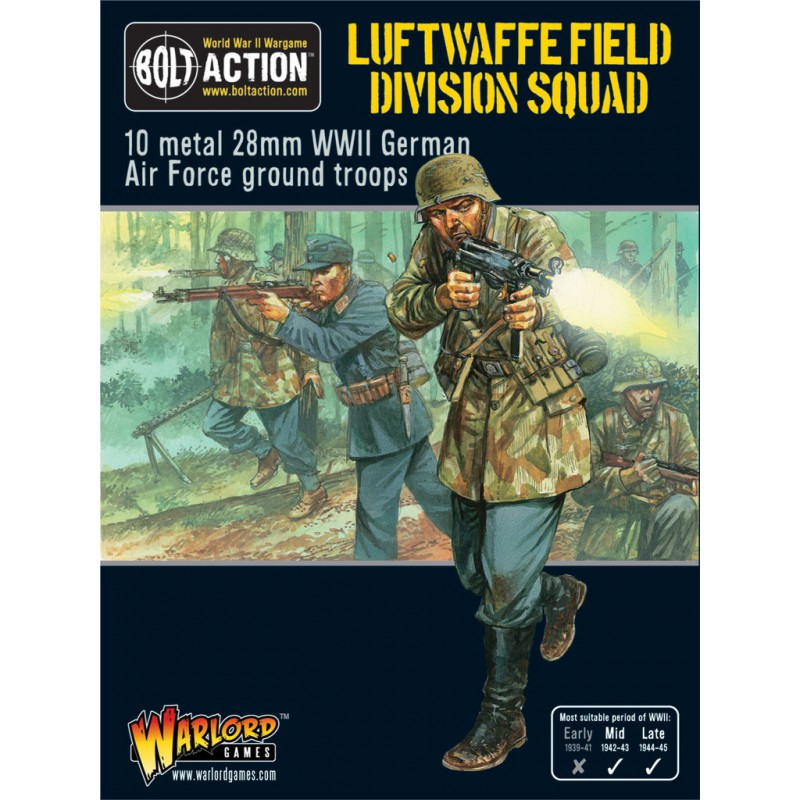Luftwaffe Field Division Squad