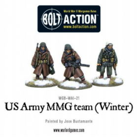 US Army MMG team (Winter)
