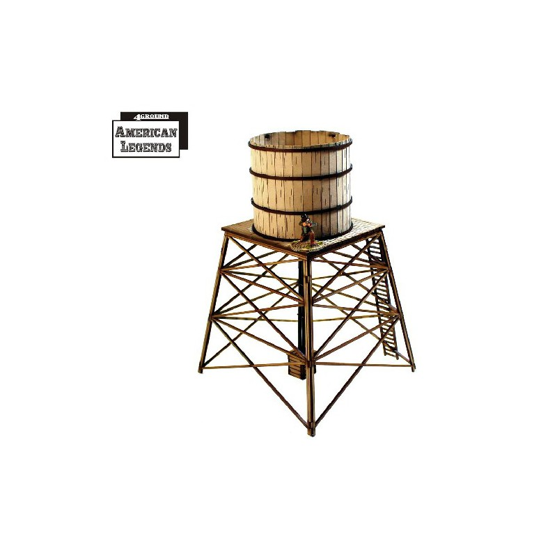 DMH: Watertower