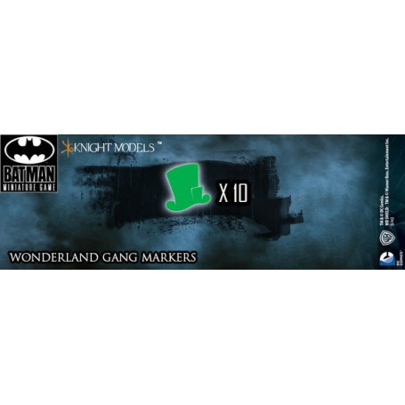 Wonderland Gang Marker