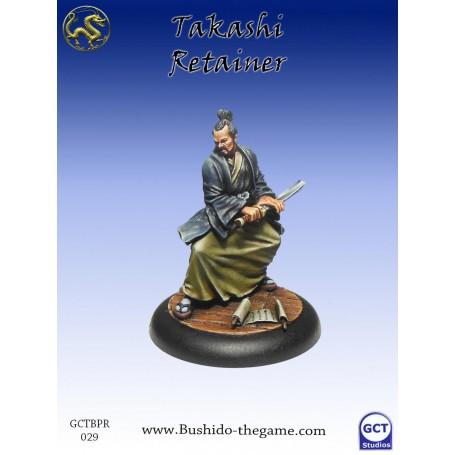 Takashi Retainer