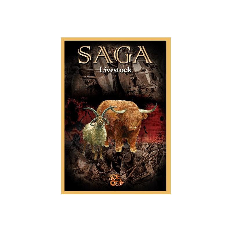 SAGA Livestock, pour Saga, par Studio Tomahawk