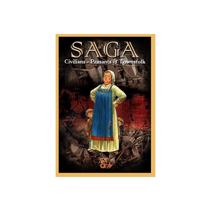SAGA Peasants & Townsfolk