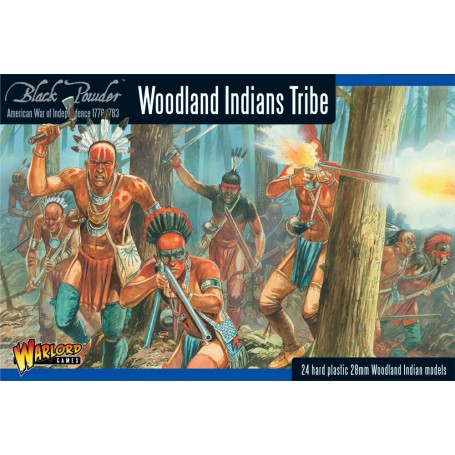 Woodland Indians Tribe