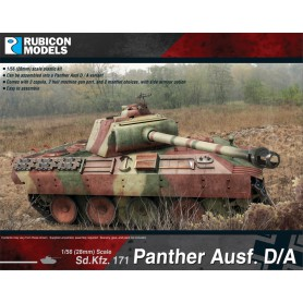 Panther Ausf. D & A
