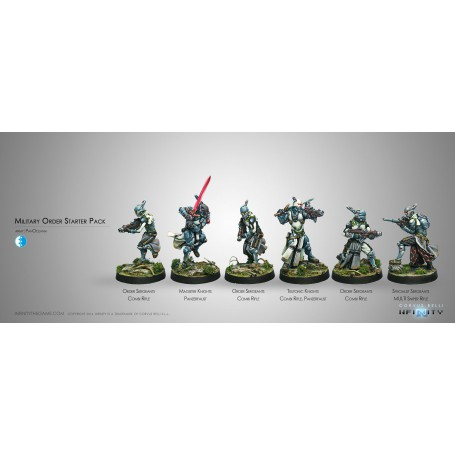 Panoceania Military Order ( Sectorial Starter Pack)