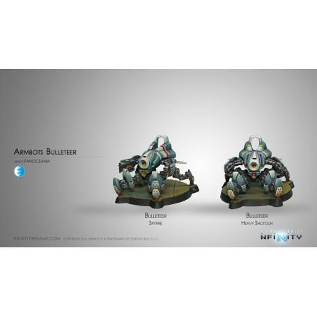 Panoceania Armbots