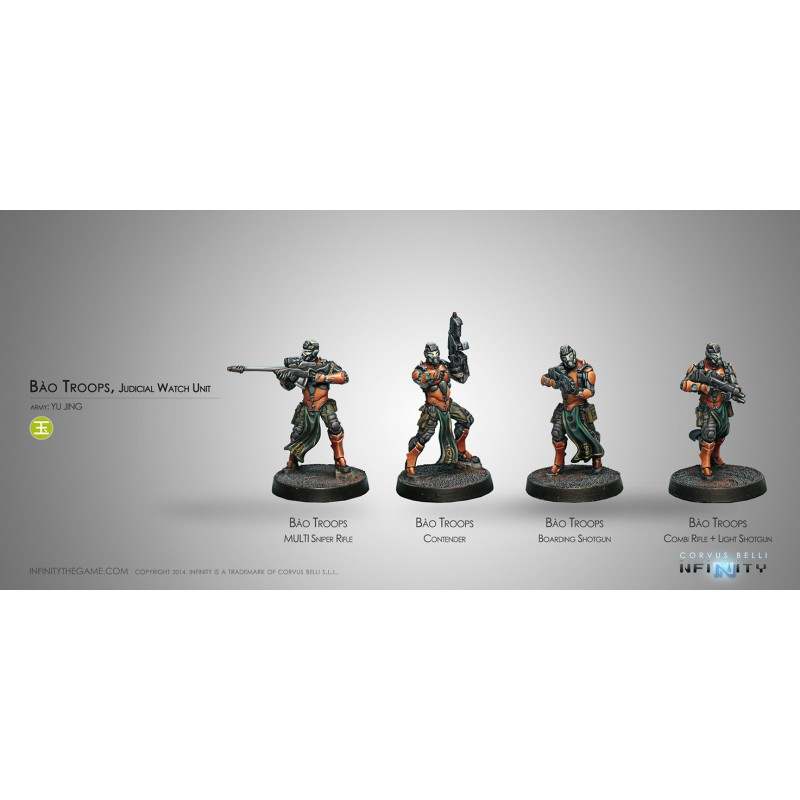 Yu Jing Bao Troops, Judicional Watch Unit