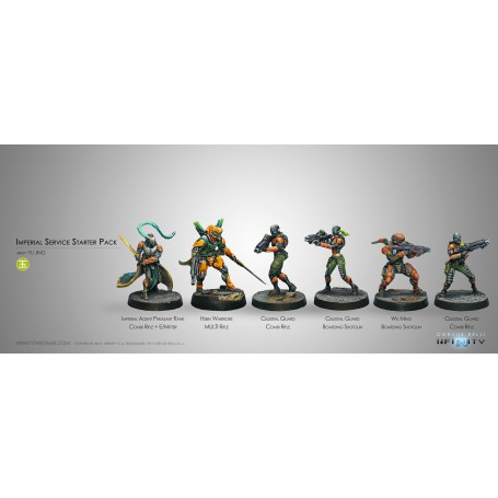 Yu Jing Chinese The Imperial Service Starter Pack