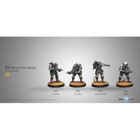 Haqqislam Kts, Kaplan Tactical Services