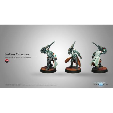 Nomads Sin-Eater Observants (Sniper)
