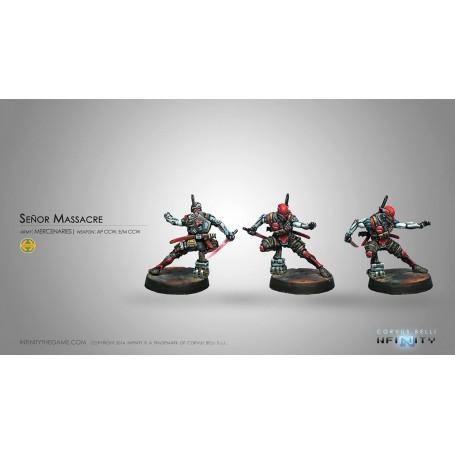 Mercenary Senor Massacre
