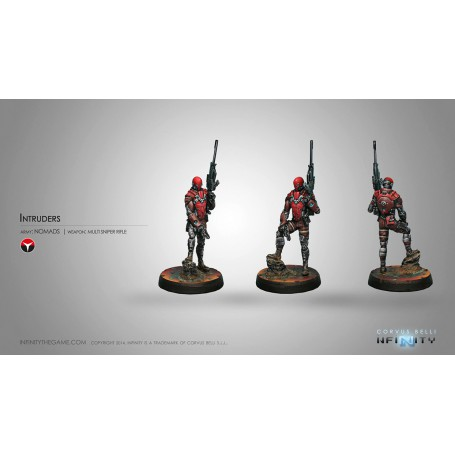 Intruders Nomads, Multi Sniper