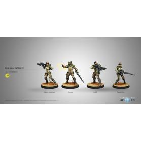 Infanterie Ghulam