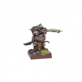 Crâneur gobelin rouge, Goblins pour Kings of War par MANTIC