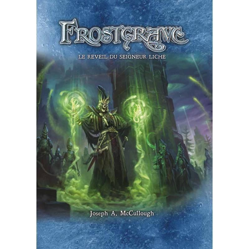 Frostgrave: Le Réveil du Seigneur Liche, Frostgrave par Northstar et Studio Tomahawk