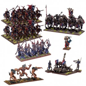 Armée d'élite Morts-vivants (42 figurines)
