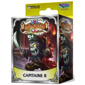 SDE : Capitaine R